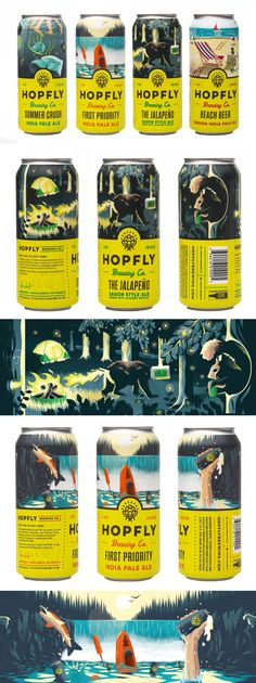 Hopfly Brew Takes Inspiration From Southern Adventure - PintoPin