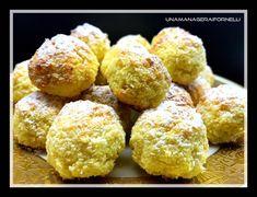 Biscottini+profumati+cocco+e+mandarino