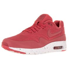 buy online adae7 80c1a Nike Men s Air Max 1 Ultra Moire Terra  Terra  White Running Shoe Air Max