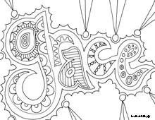 Coloring Books for Teens Unique Doodle Art Grace Nice Coloring Page for Older Kids Bible Coloring Pages, Printable Coloring Pages, Adult Coloring Pages, Coloring Sheets, Coloring Books, Doodle Art, Art Graphique, Bible Art, Bible Quotes