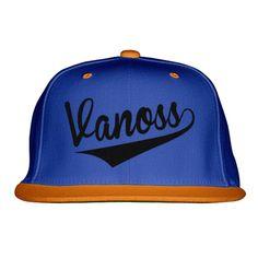 Vanoss Embroidered Snapback Hat