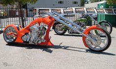 Custom Chopper 1 from Thunder Mountain Motor Sports