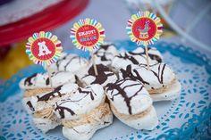Nosotros Partes del corazón: la fiesta de cumpleaños del circo Carnival