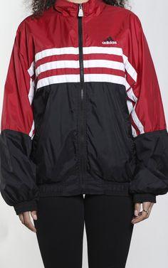the latest 39ef1 4ef1e Vintage Adidas Windbreaker Jacket