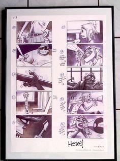 GORILLAZ JAMIE HEWLETT TANK GIRL LITHOGRAPH ART PRINT 2005 SIGNED N°157/200 NEW | eBay Jamie Hewlett Art, Art Puns, Gorillaz Fan Art, Tank Girl, Ship Art, Storyboard, Art Tutorials, Illustration Art, Character Design