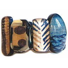 Design & Fashion Recipes: Design Recipe: I braccialetti di Donatella Pellini | Pellini's bracelets