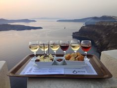 Santorini Private Tours:   Welcome: Santorini Wine Tours