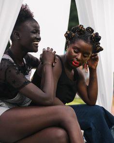 Khoudia Diop (@melaniin.goddess)Khoudia Diop