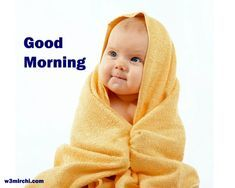 Cute Good Morning Baby Images Card Best Good Morning Cards Hd