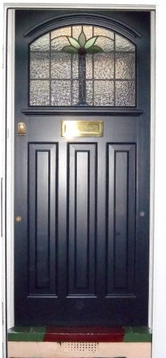 1930s composite front door - where is it from though?!