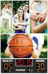 DIY basketball save the date sports save the dates, baseball save the dates Basketball Engagement Photos, Basketball Wedding, Sports Wedding, Love And Basketball, Engagement Pictures, Trendy Wedding, Wedding Ideas, Basketball Couples, Basketball Boyfriend