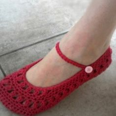 crochet mary jane slippers pattern on etsy