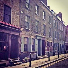 Fournier Street #london #architecture #heritage