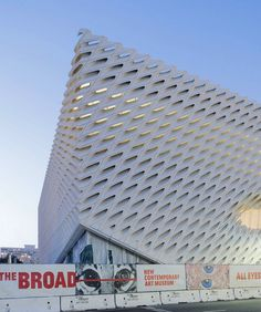 L.A.'s New Broad Museum