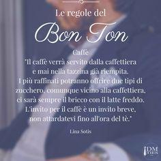 Le regole del #Bonton