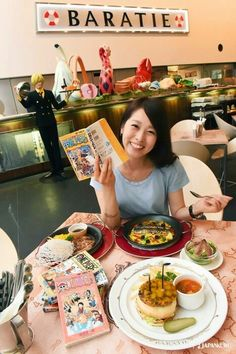 Feel the World of One Piece from Food baratie odaiba tokyo japan restaruant