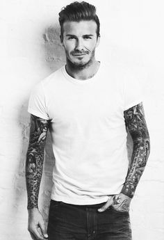 David Beckham ;)