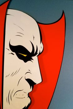 Deadman Paper Cut-Out - Justice League Dark, Dead Man, Paper Cutting, Batman, Superhero, Comics, Face, Fictional Characters, Comic Book