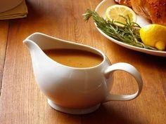 Get Classic Turkey Gravy Recipe from Food Network