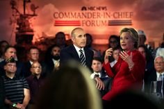 "Lauer's Pathetic Interview.  The blame for Donald Trump is on all of us.  NBC's ""Commander in Chief"" showed us the clown demon Trump is and yet  the last two days have been filled with a debate about whether the ""Today"" show host properly questioned the Republican nominee instead of what the real debate needs to center on: The Republican nominee spews stupidity and still gets away with it."