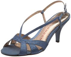 comfortable glamour with  Sacha London www.pampermeshoes.com