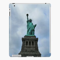 Lip Designs, Style Snaps, Ipad Case, Statue Of Liberty, New York City, Product Launch, Art Prints, Printed, New York