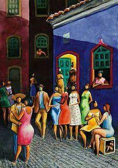 Arte do Encontro  Carybé, Hector - Hector Julio Paride Bernabó  (JA, Jan17)