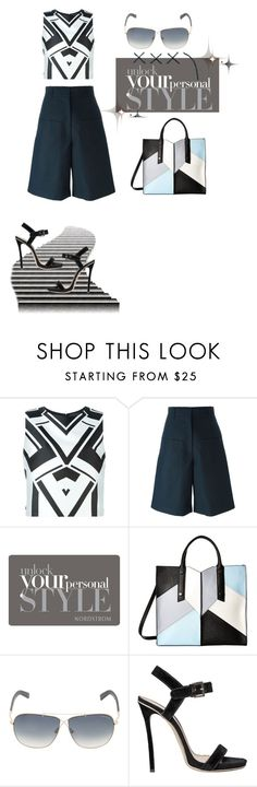 """""""Unlock your personal style!!!"""" by zabead ❤ liked on Polyvore featuring Philipp Plein, Studio Nicholson, Botkier, Tom Ford and Dsquared2"""