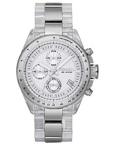 Fossil Clear Watch