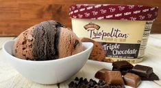 Imported from Lancaster County: Turkey Hill Dairy's Newest Ice Cream Takes Neapolitan to Bold New Levels
