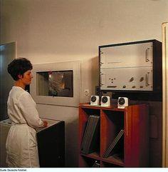 DDR Krankenschwester 1988