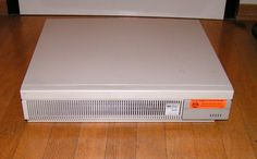 """HP apollo 735/100 workstation, part of the HP-9000 family -- it can run NeXTSTEP for """"Gecko."""""""