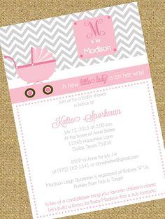 Monogram pink and navy invitation by glitterprints on etsy 700 monogrammed baby shower invitation by southernswish on etsy filmwisefo