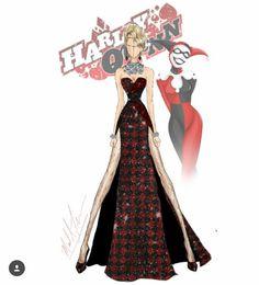 Michael_anthony_designs DC Comics Harley Quinn