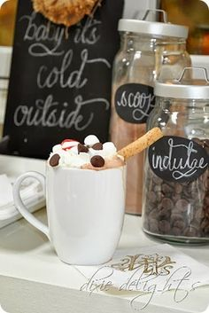 1000 Images About Hot Chocolate Stand On Pinterest Hot
