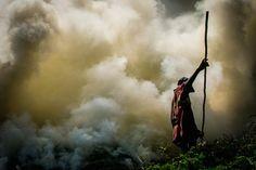 Les potiers de la colline de Kavumu