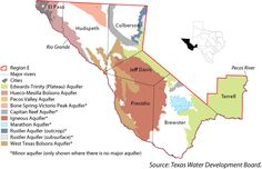 Liquid Assets: The State of Texas' Water Resources - Region E Plan
