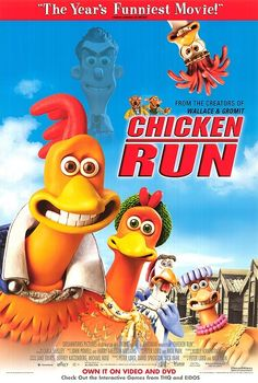 Chicken Run - Nick Park & Peter Lord