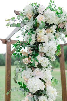 Williamsburg Winery, Spring Wedding, Wedding Day, Outdoor Wedding Flowers, Jasmine Vine, Wedding Ceremonies, Spring Time, Backdrops, Floral Design