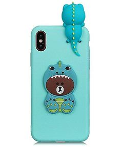 Cute Cartoon Alice And The Flowers Tempered Glass Case For Iphone Xs Xr Xs Max Case For Iphone X 6 6s 7 8 Plus Case To Make One Feel At Ease And Energetic Phone Bags & Cases