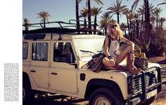 Safari & Pleats Themed Photo Shoot