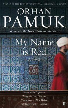 My Name Is Red by Orhan Pamuk et al., http://www.amazon.co.uk/dp/0571268838/ref=cm_sw_r_pi_dp_vw2Jtb14JXZHP