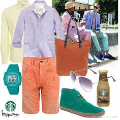 Real Men Wear Pastels | Men's Outfit | ASOS Fashion Finder