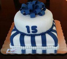 15 years cake