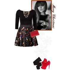 company and work party outfit ideas for women  (52)