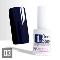 """Allepaznokcie """"One Step"""" Color Gel UV/LED 3in1 #03"""