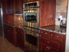 1000 Ideas About Brown Granite On Pinterest Cabinets