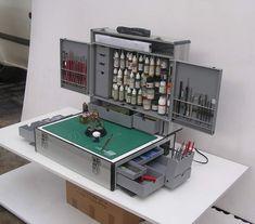 Hobby case