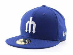 258703156d0 Seattle Mariners New Era MLB C-Dub 59FIFTY Cap