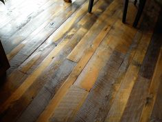 """Historic Plank"" provided by Reclaimed DesignWorks"